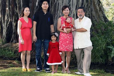 Oshima Family