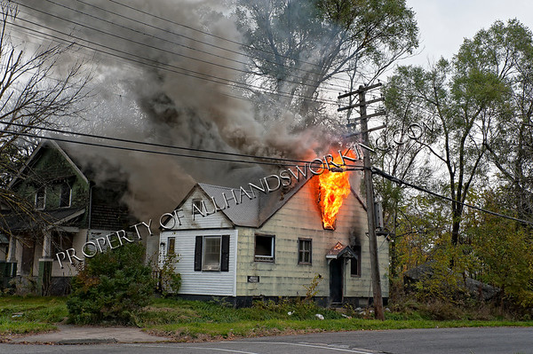 Box Alarm Gunston and Maiden