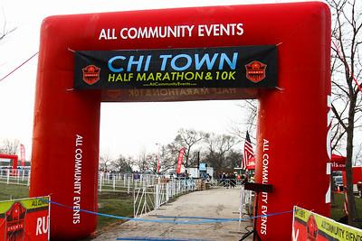 Chi Town Half Marathon & 10K - 2019 #1
