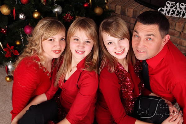 Kostyuk family