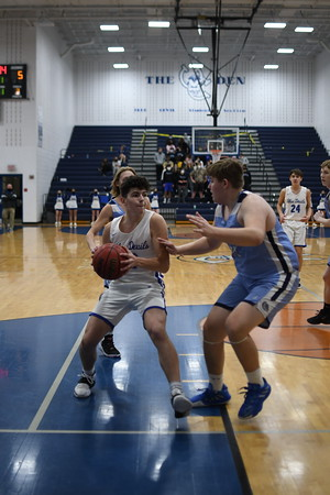 UCHS Blue Devil Basketball vs Hampton - December 2020