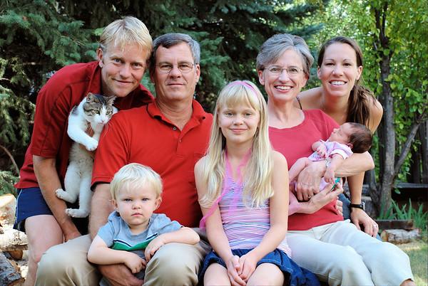 Alicke Family