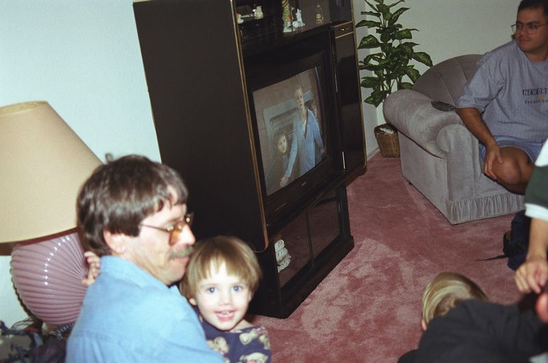1998 Thanksgiving in San Antonio
