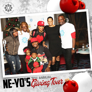 2013.12.00 Ne-Yo's 7th Annual Giving Tour Atlanta