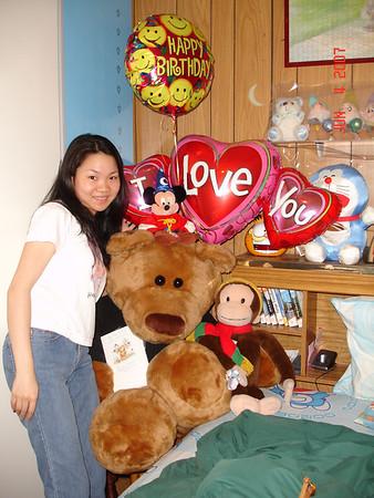 Michelle's Birthday 2007