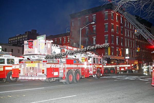 Manhattan- 2nd Alarm, 10th and W45- 1/02/08