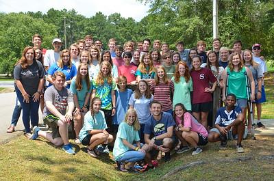 2017 Youth Mission Trip - Hiram, GA