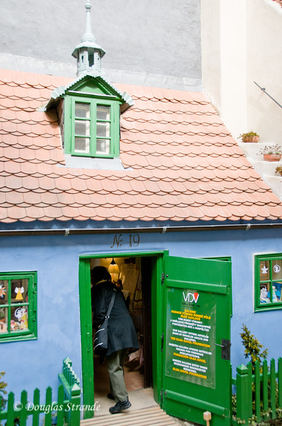 Small Shops near Prague Castle