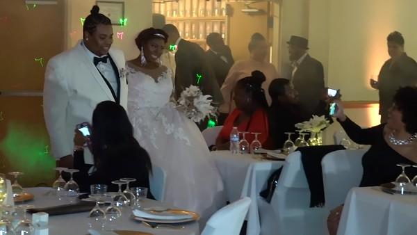 COREY AND CHARNIECCE WEDDING 30 DEC 2018