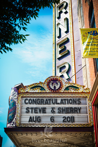 Steve and Sherry