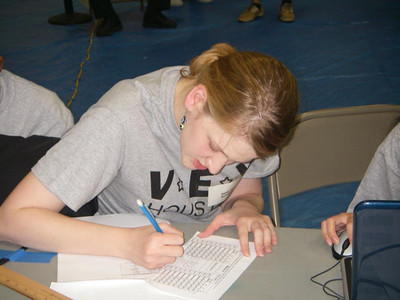 2011 VEX Volunteering