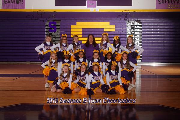 2018 B-Team Cheer