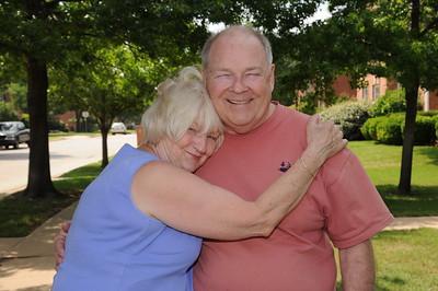4-28-2012 Gary & Rita Baumhover