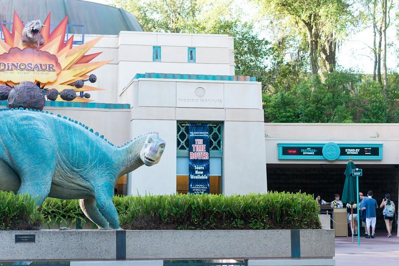 RideMax Roulette at Disney's Animal Kingdom
