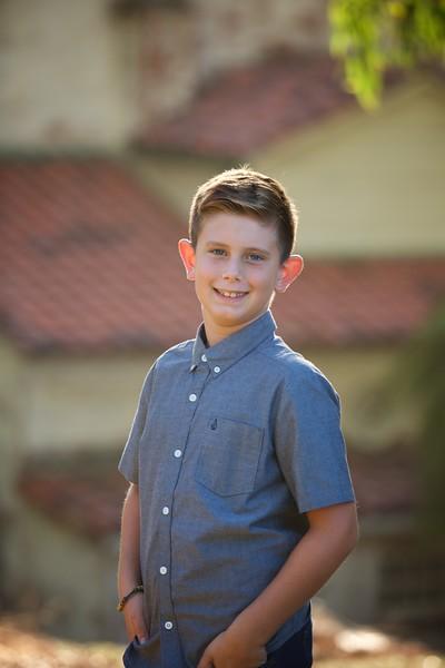 Mayer Family Portraits 2018