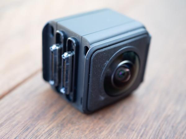 Insta360 One R 360 degree dual lens mod