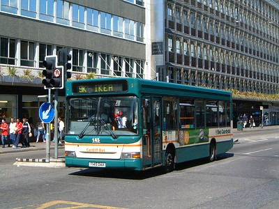 Cardiff Bus - Bws Caerdydd Buses and Coaches
