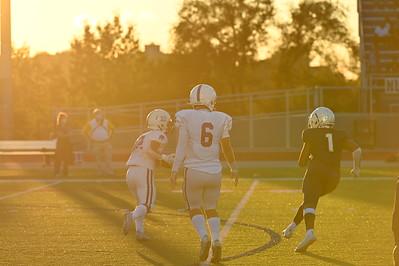 2020 Varsity Football vs. Walnut Hills