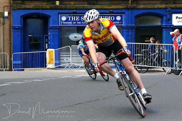 Dumfries Cycle Race