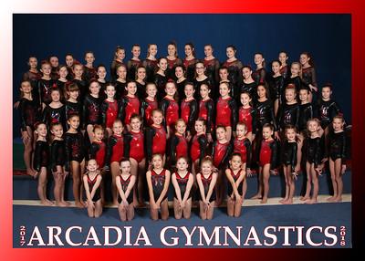 Arcadia Gymnastics 2017