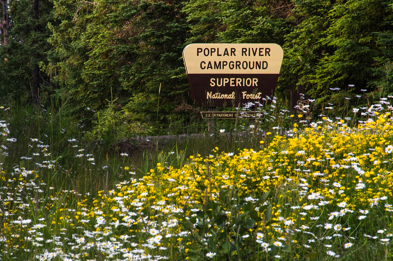 Poplar River Campground