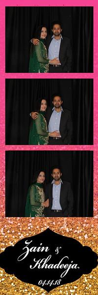 Zain & Khadeeja Wedding