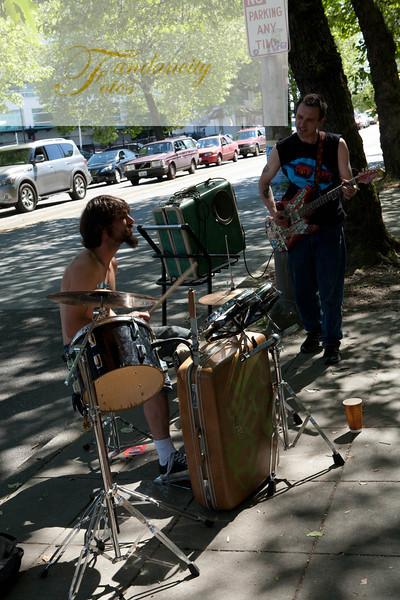 Seattle Folk Festival 2012
