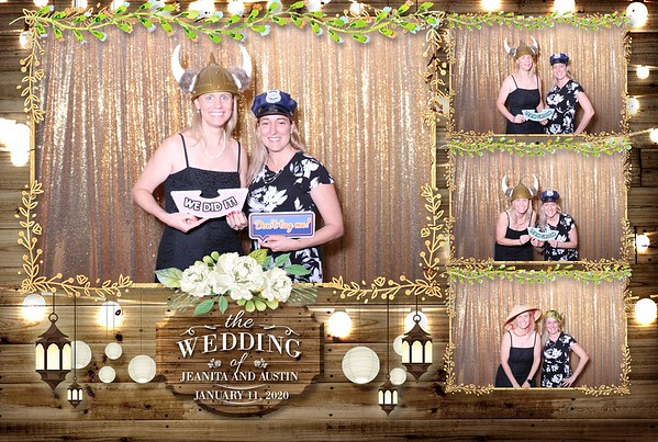 2020.01.11 Jeanita & Austin Wedding
