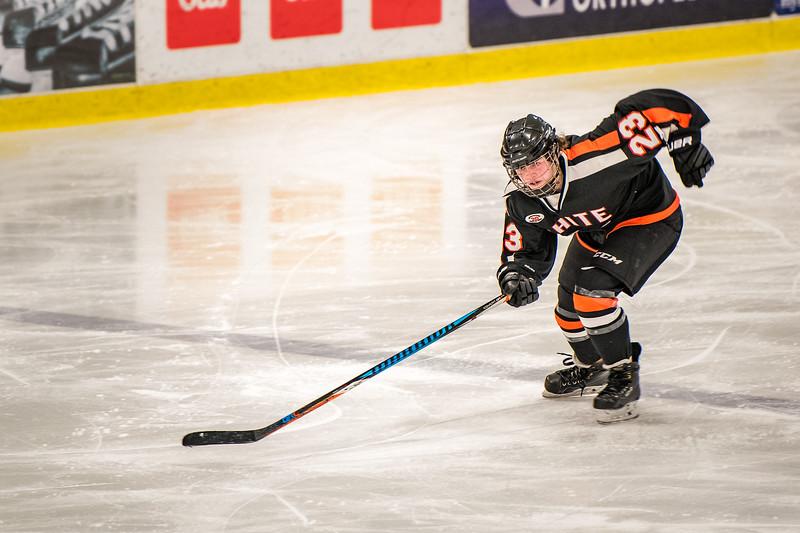 Varsity Girls Hockey -V- Roseville
