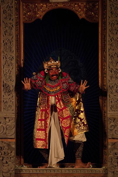 Legong Dance, Ubud, Bali, 2013