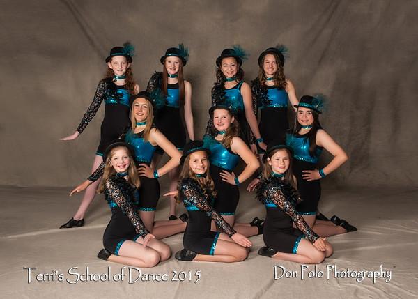 Dance Studio Photos