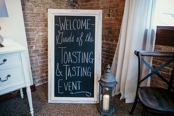 5th Annual Toasting & Tasting Event