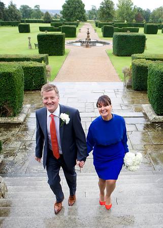 Lynn and Barry Shotton Wedding
