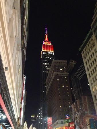 New York, New York! 2014