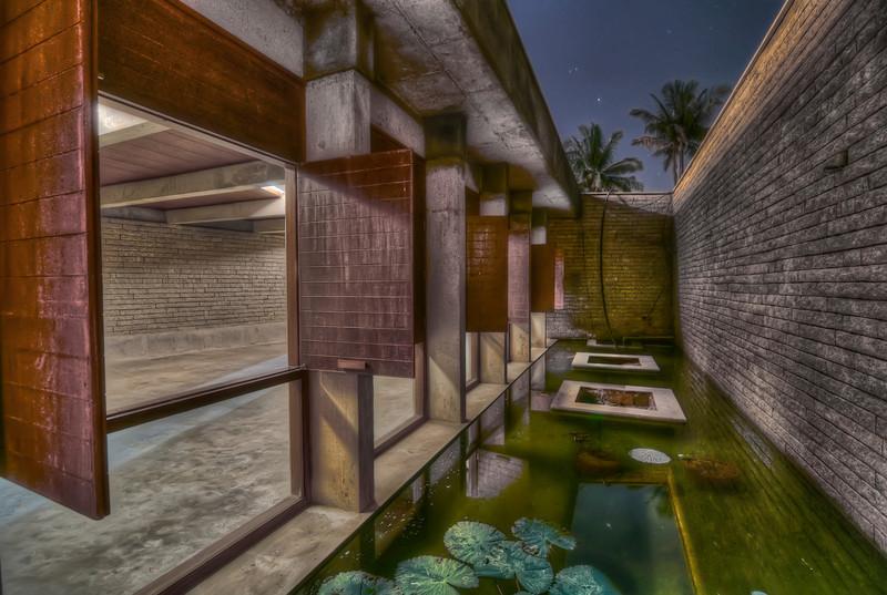 Entrance to Meditation Room-Yoga Nikaya India