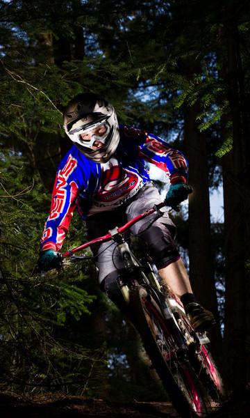 20111119 - Mountainbiken @WS Marc Hollander
