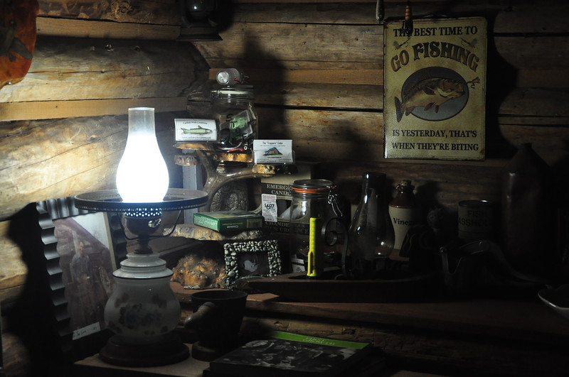 Trappers Cabin 2012