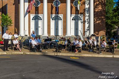 7-14-2019 Delmont Concert Band