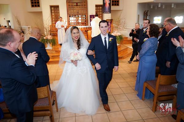 JOE & TRACY'S WEDDING