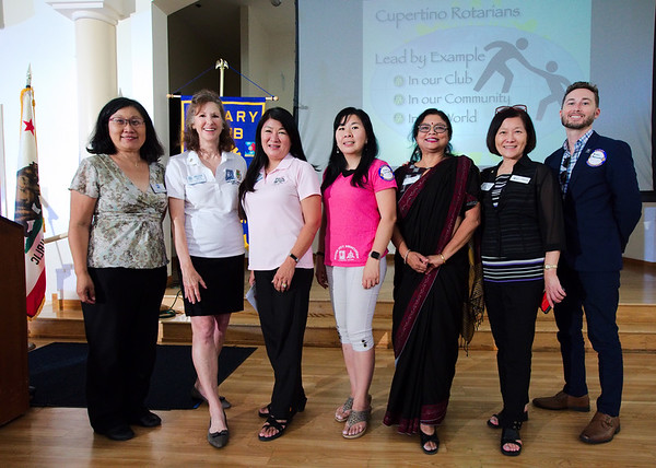 Rotary Lunch 2019-06-12