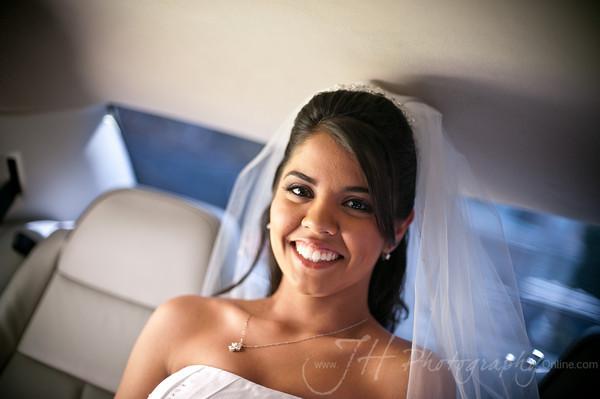Preceremony - Bride