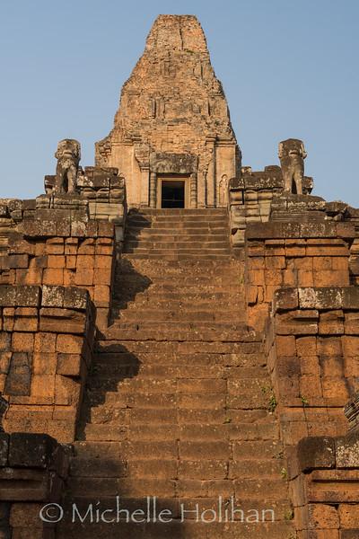 Pre Rup Temple, Angkor Park, Siem Reap, Cambodia