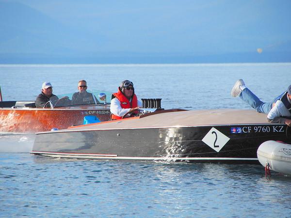 2019 Antique Boat Races - Sugar Pine Point Lake Tahoe