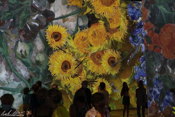 Beyond Van Gogh  08-26-21