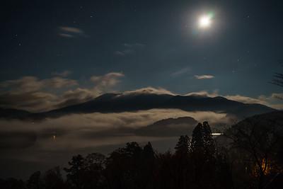 Moonlight Nightscape