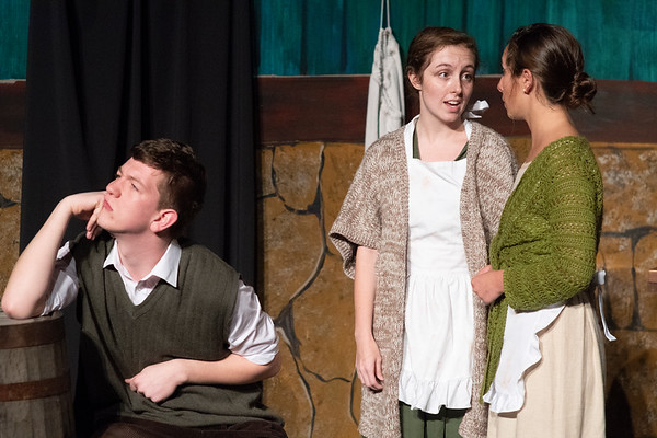 2018 Spring Play: The Cripple of Inishmann