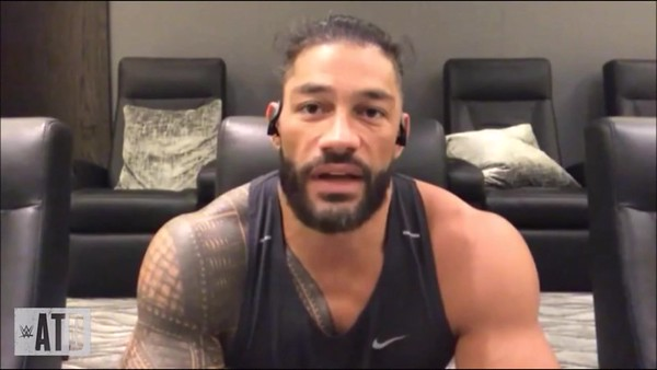 Roman Reigns - Screencaps / ATB Podcast
