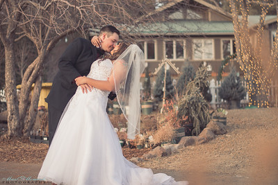 Deirdre & Wyatt wedding