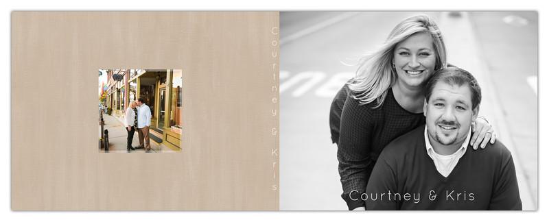 Courtney & Kris Guest Book