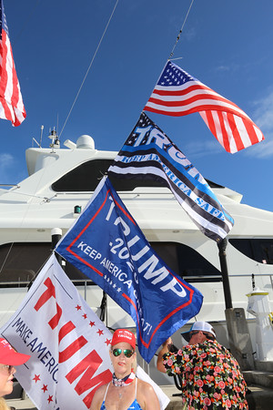 TRUMP BOAT FLOTILLA - September 7th, 2010